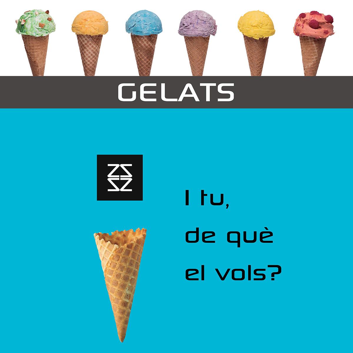 Temporada helados