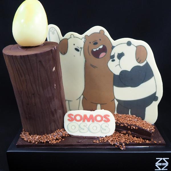 mona xocolata artesanal Somos Osos