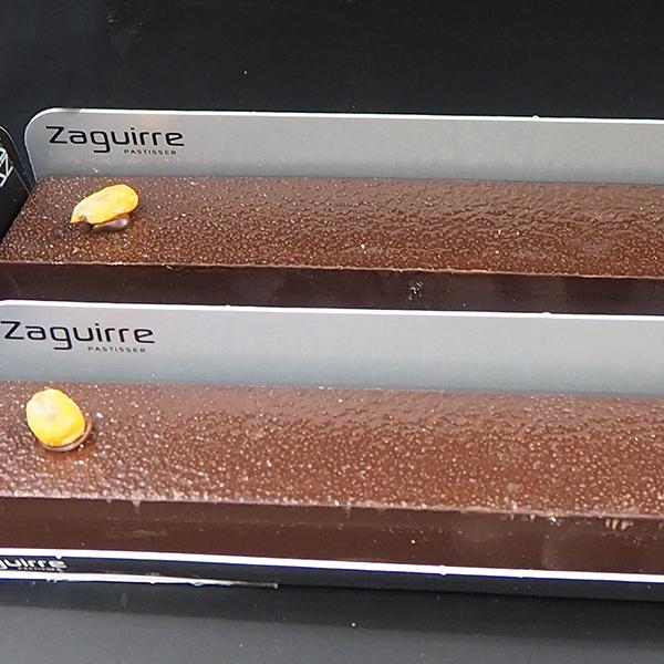Torró de xocolata i kikos